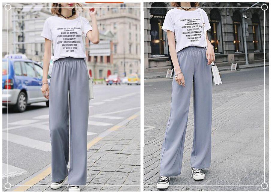 奶奶裤配什么上衣 教你穿出腿长二米八的即视感