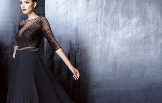 年会穿黑色礼服合适吗 牢记这些搭配让你年会更出众