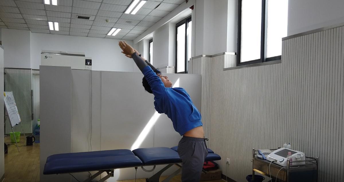 电脑办公室必备的颈椎保养课 远离颈椎前屈驼背